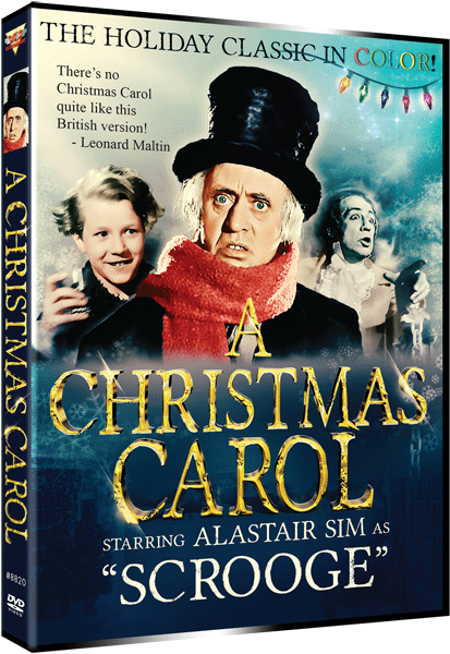 a christmas carol 1951 colorized version - Christmas Carol 1951